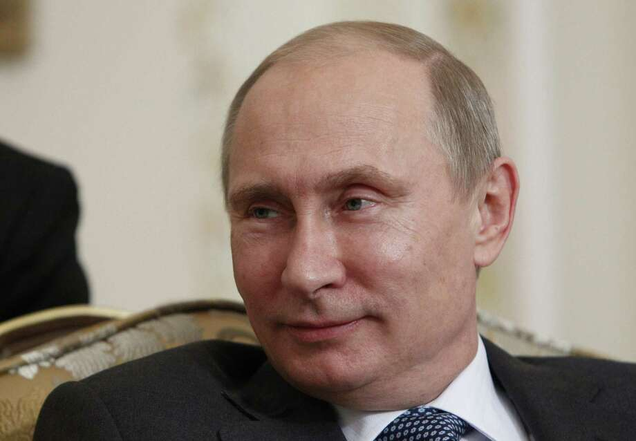 Seeking to rebalance power in the region,  Vladimir Putin stands up and Barack Obama buckles.