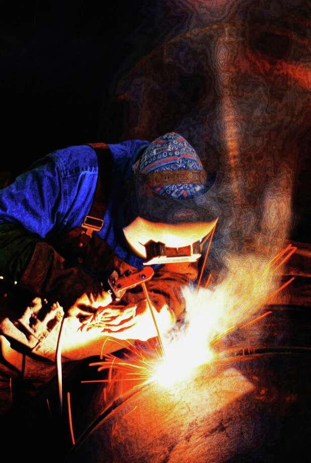 In the electric power generation industry, welders, cutters, solders and and brazers can earn an average of $62,850 a year, according to 2012 data.Source: Bureau of Labor Statistics / Design Pics RF