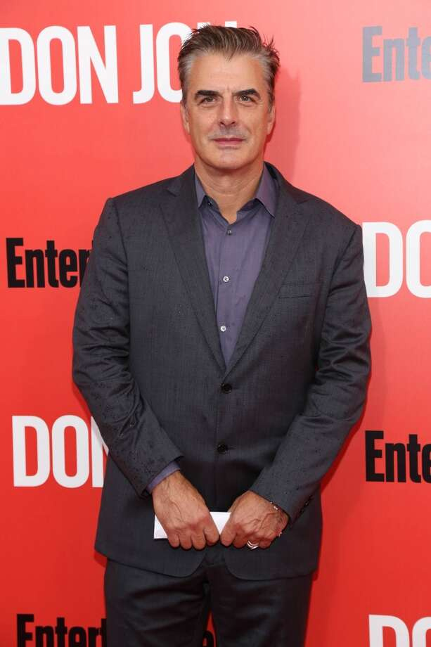 "Chris Noth attends the ""Don Jon"" New York premiere at SVA Theater on September 12, 2013 in New York City.  (Photo by Rob Kim/Getty Images) Photo: Rob Kim, Getty Images"