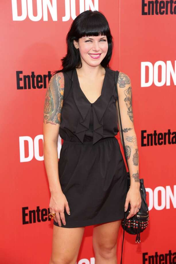 "Alexis Krauss attends ""Don Jon"" New York Premiere at SVA Theater on September 12, 2013 in New York City.  (Photo by Rob Kim/Getty Images) Photo: Rob Kim, Getty Images"