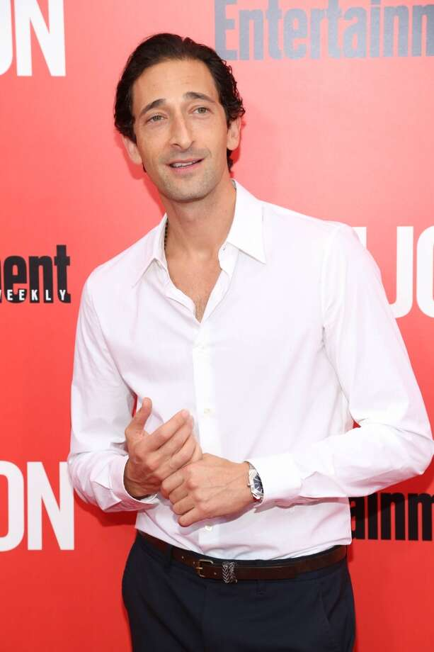 "Adrien Brody attends ""Don Jon"" New York Premiere at SVA Theater on September 12, 2013 in New York City.  (Photo by Rob Kim/Getty Images) Photo: Rob Kim, Getty Images"