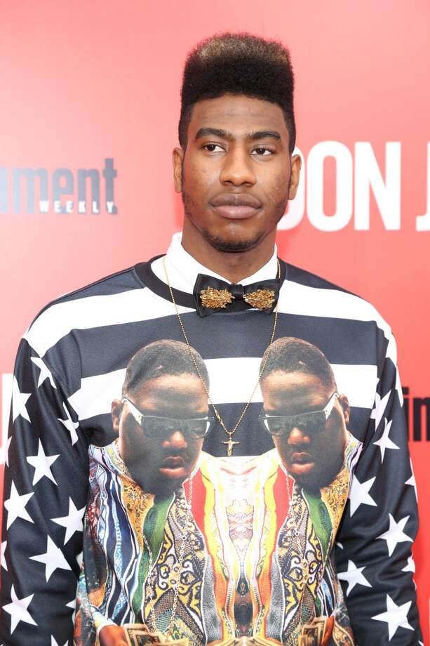 "Iman Shumpert attends ""Don Jon"" New York Premiere at SVA Theater on September 12, 2013 in New York City.  (Photo by Rob Kim/Getty Images) Photo: Rob Kim, Getty Images"