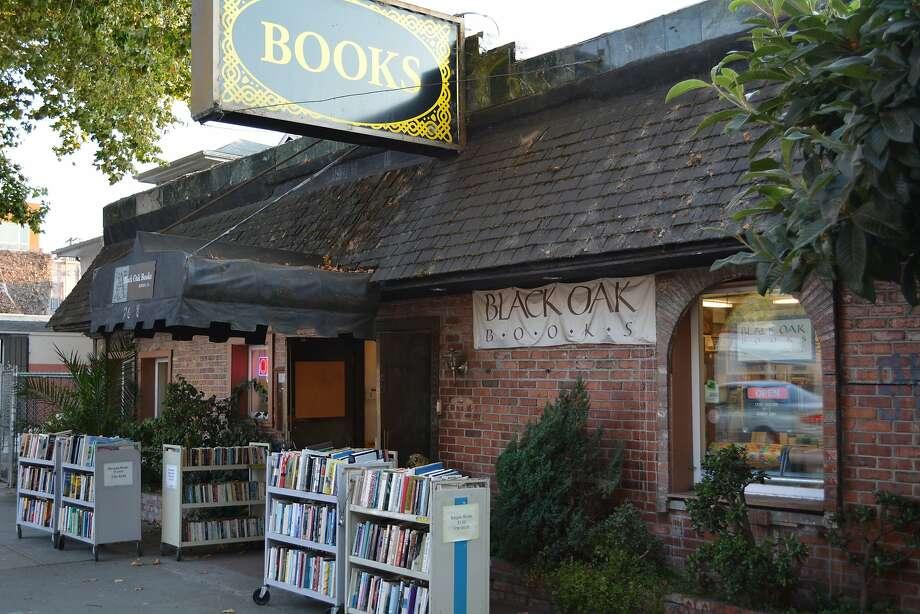 Black Oak Books, seen in 2013, has been in West Berkeley since 2009. Photo: John McMurtrie, The Chronicle
