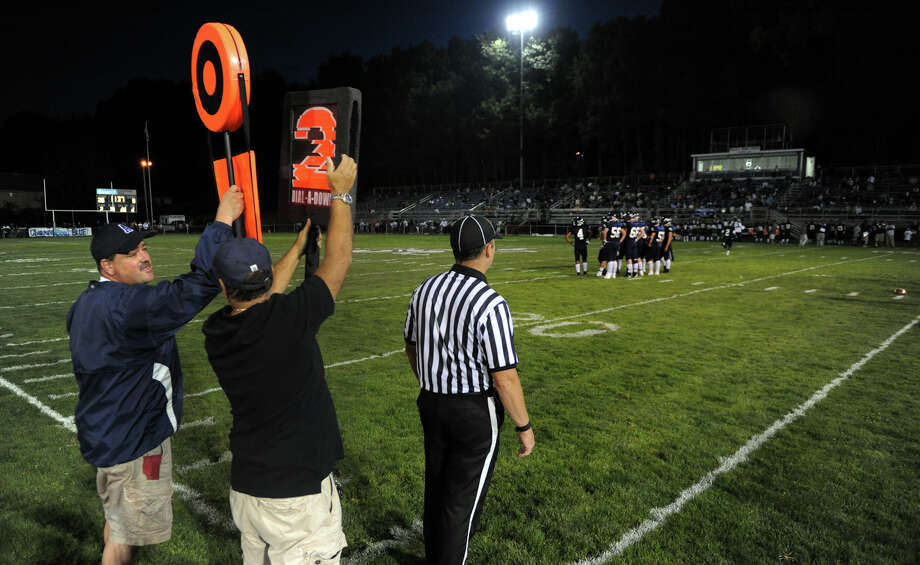 High school football season is almost here. Click through our quick guide to the FCIAC season, beginning with five teams to keep an eye on ... Photo: Christian Abraham / Connecticut Post