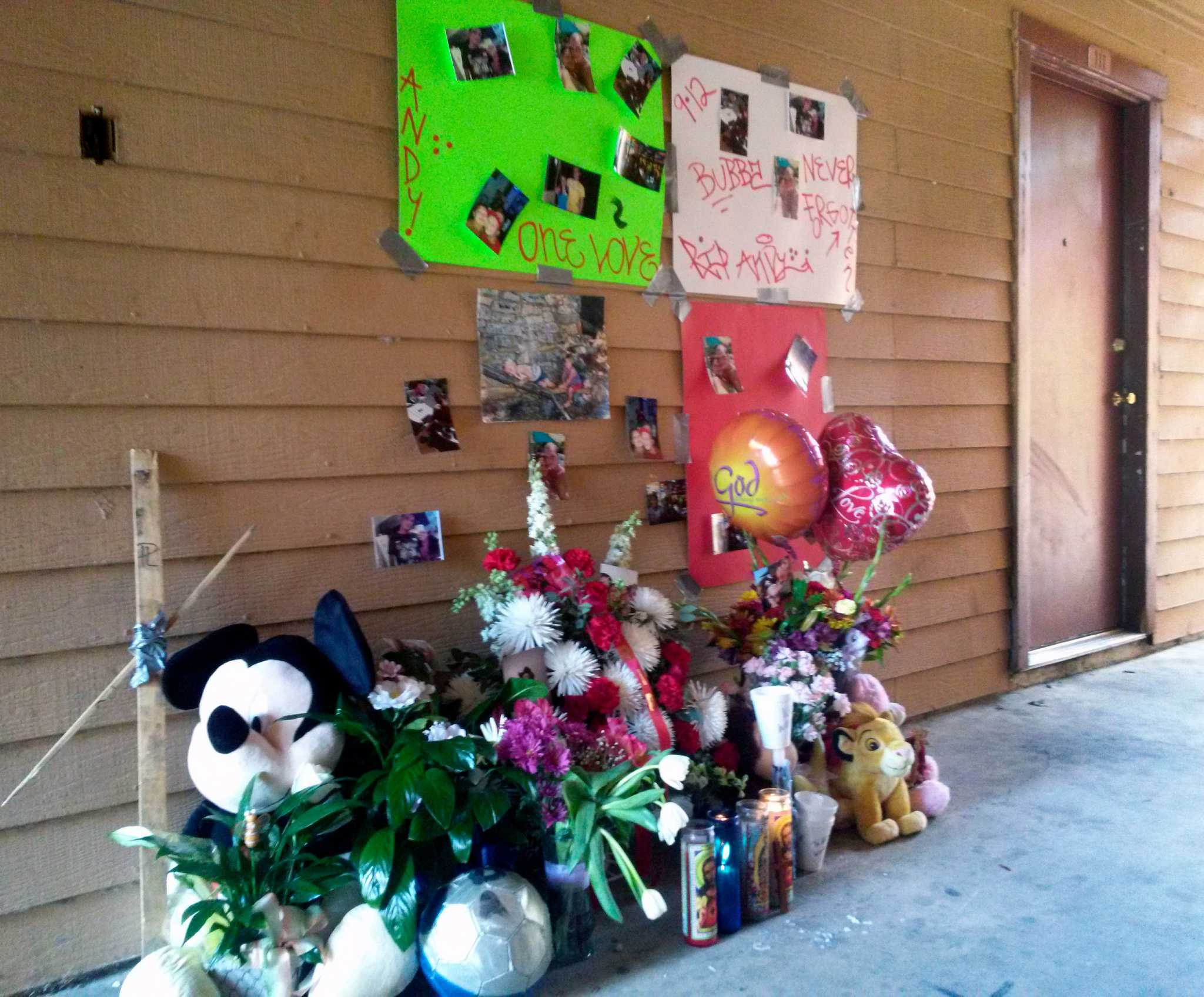 Man killed after robbery remembered for wanting to protect San