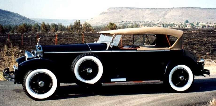 This gallery shows some of the cars that will be at the Orinda Classic Car Show Sept. 21. This one is a 1927 Rolls-Royce Silver Ghost Ascot, owned by Bruce Campbell. (All photos, courtesy Chip Herman.)