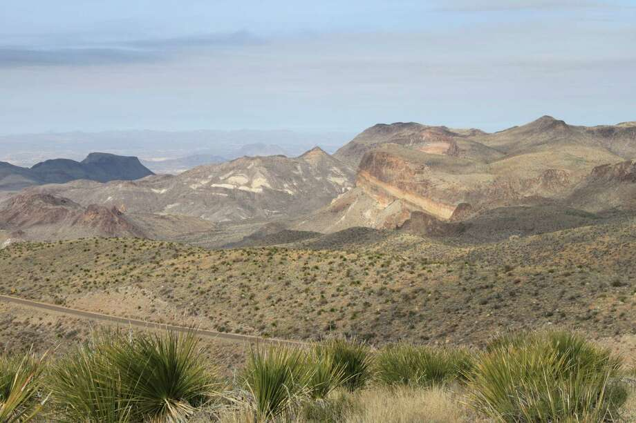 A view from the Sotol Overlook on the Ross-Maxwell Scenic Drive at Big Bend National Park. Photo: Karen-Lee Ryan, For The Express-News
