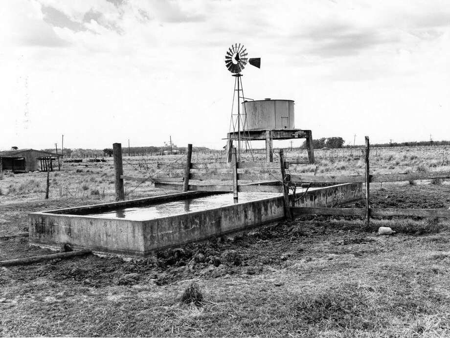 March 1962 - Manned Spacecraft Center site prior to ground breaking and the beginning of construction. Photo: NASA / handout