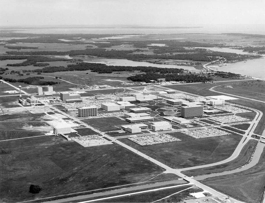 04/1966 - Site 1, Manned Spacecraft Center, looking northeast. The land for the center was once part of a large, well known ranch. Photo: NASA / handout