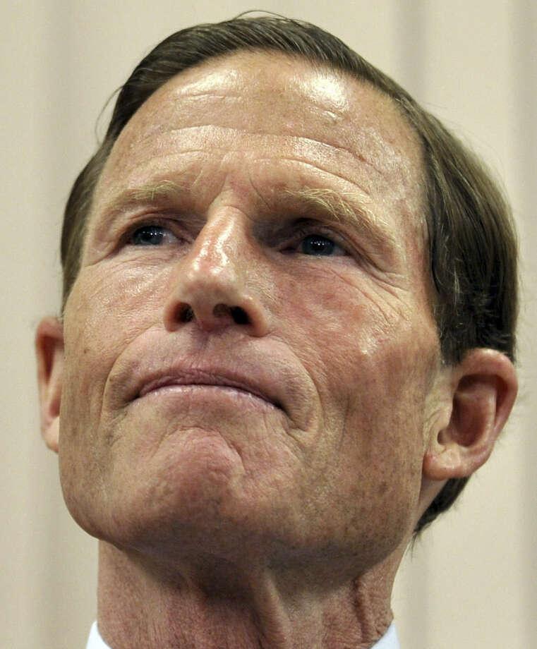 Sen. Richard Blumenthal, D-Conn., said he remains hopeful of avoiding an Oct. 1 shutdown.