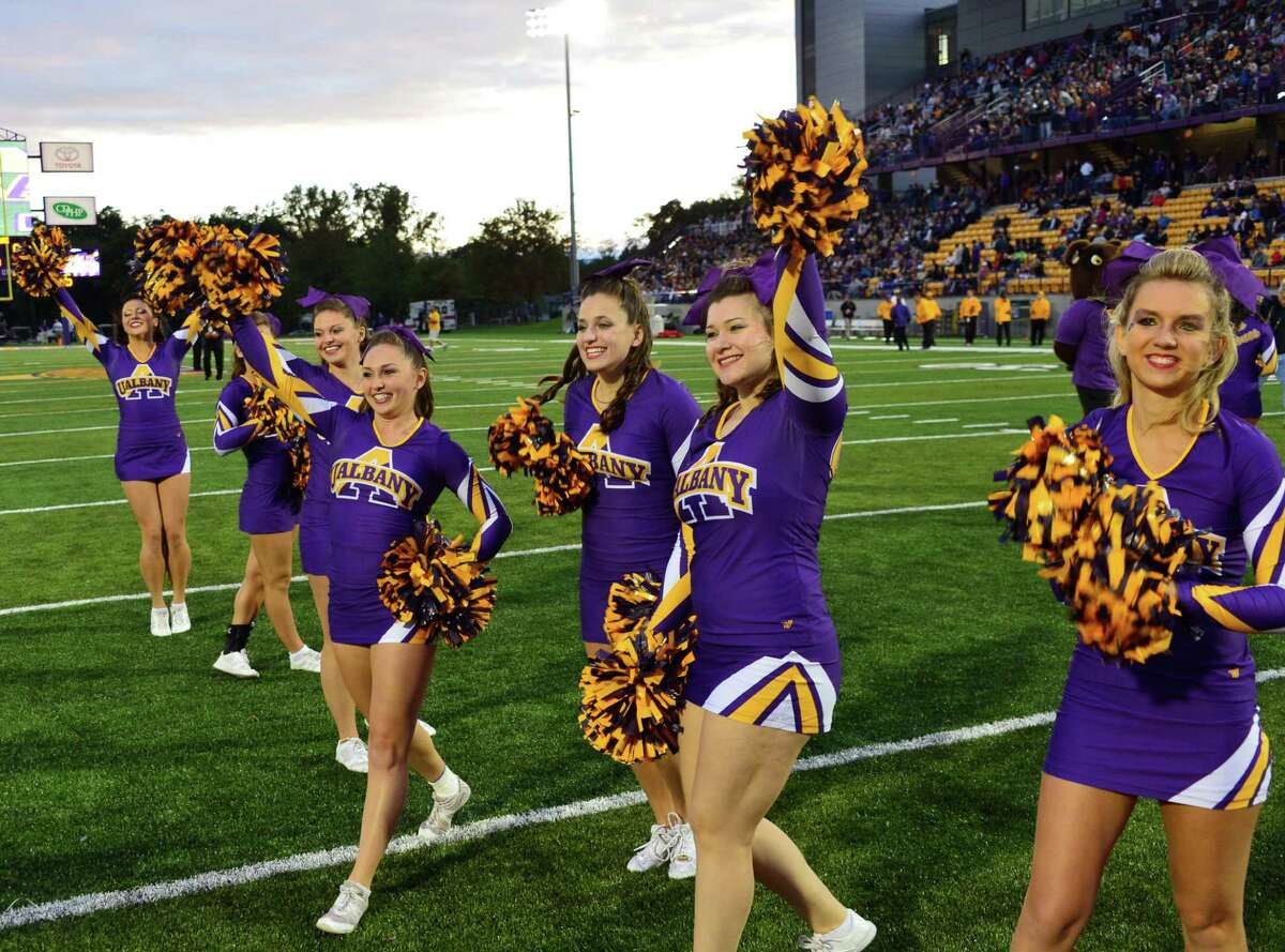 UAlbany football's home opener is this weekend. Come cheer them on at the Tom & Mary Casey Stadium as they take on Holy Cross. When: Saturday, 7:00 p.m. Learn more. Union College football is also home this weekend.