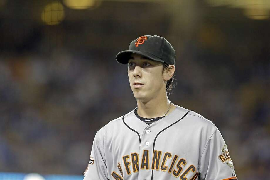 Tim Lincecum, left, and Hunter Pence are both on the Giants' wish list. Photo: Reed Saxon, Associated Press