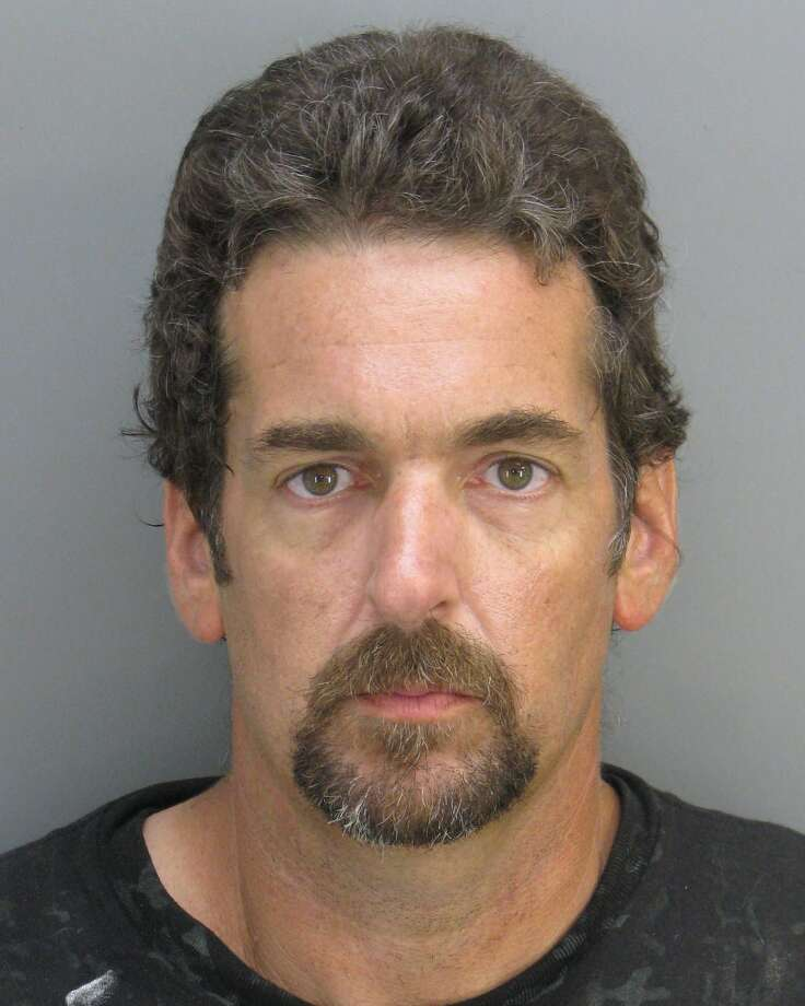 This image provided by the U.S. Attorney shows Edward Allen Costa. Costa, charged with planting pipe bombs in Palm Springs is a fugitive and authorities are asking for public help to capture him. Six crude bombs were found scattered in Palm Springs neighborhoods last May but they didn't go off. Authorities say Costa recently had broken up with his girlfriend and one bomb was found near her home. Authorities say DNA testing linked Costa to at least two of the bombs. Photo: AP