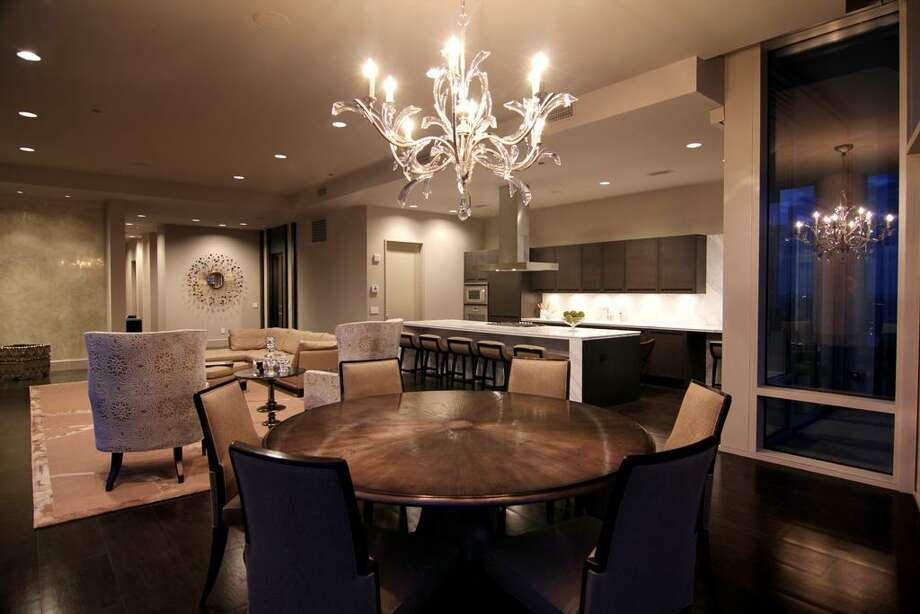 Dining area.