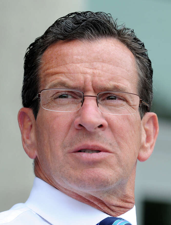 Gov. Dannel P. Malloy was criticized Sunday by Republican Tom Foley for alleged ethics violations. Foley is considering a gubernatorial rematch with Malloy in 2014. Photo: File Photo / Stamford Advocate File Photo