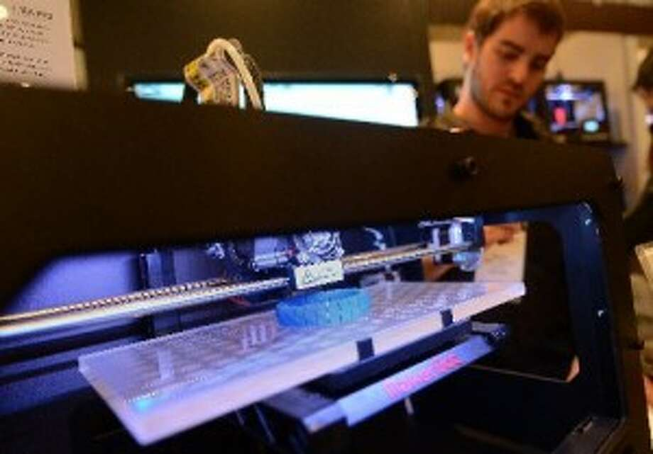 Looks harmless, right? But these 3D printers can be used to print out guns.