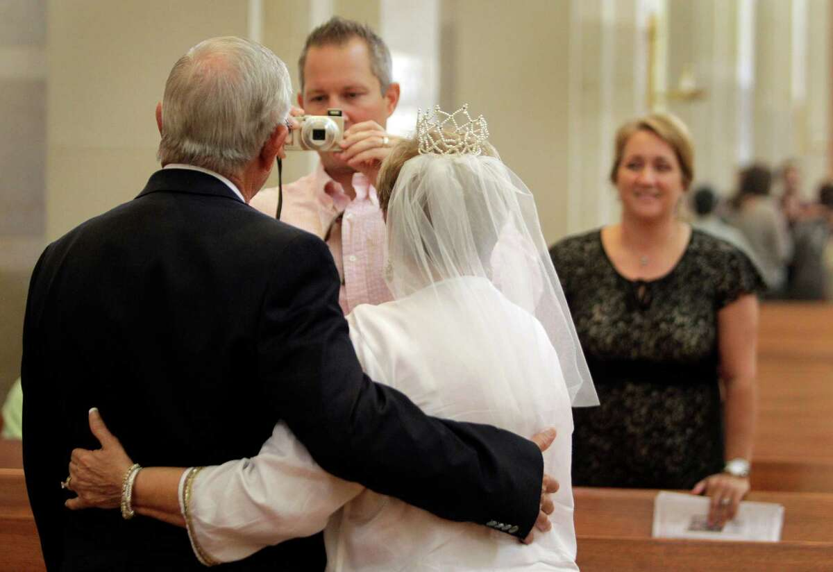 In terms of marital status, 35.9 percent of males in Houston over the age 15 have never been married. Source:U.S. Census Bureau