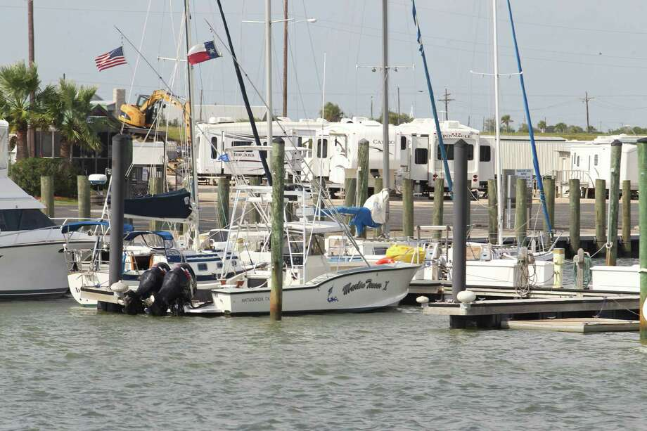 The fishing facilities at Matagorda Harbor are built upon an extensive network of docks and boat slips for recreational fishermen who fish in Matagorda Bay, approximately 95 miles southwest of Houston. Photo: FRANK TILLEY, SENIOR PHOTOGRAPHER / FRANK TILLEY