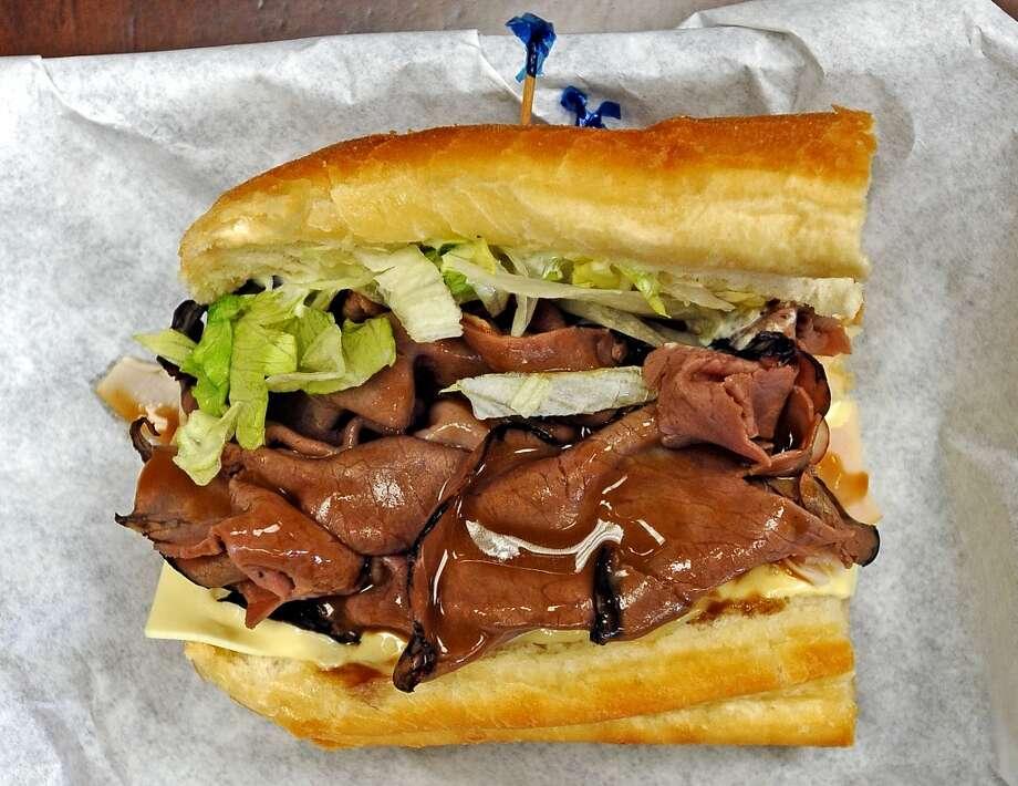 Vidors newest sandwich spot, Woogie's, is the Cat5 September 12, 2013 restaurant of the week.  Offering sandwiches like The Beast. Photo taken Wednesday, September 4, 2013. Photo taken: Randy Edwards/The Enterprise Photo: Beaumont Enterprise