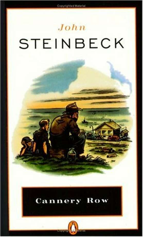 Cannery Row — John Steinbeck  We expanded our geographic boundaries for this one because the list wouldn't be complete without Steinbeck. ''Cannery Row'' fills the region with local color, from the bums on the street to Doc Ricketts, the marine biologist.