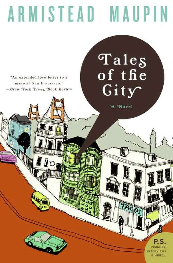 Tales of the City — Armistead Maupin  Naturally, no San Francisco collection would be complete without Tales of the City.