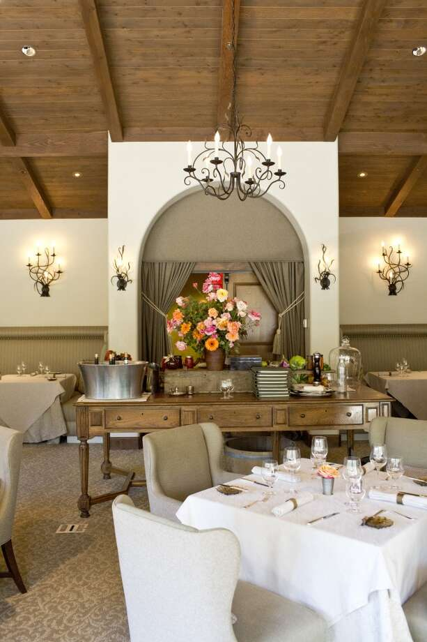 Marinus: The dining room at Marinus in Carmel Valley. Photo: Jason Henry, Special To The Chronicle