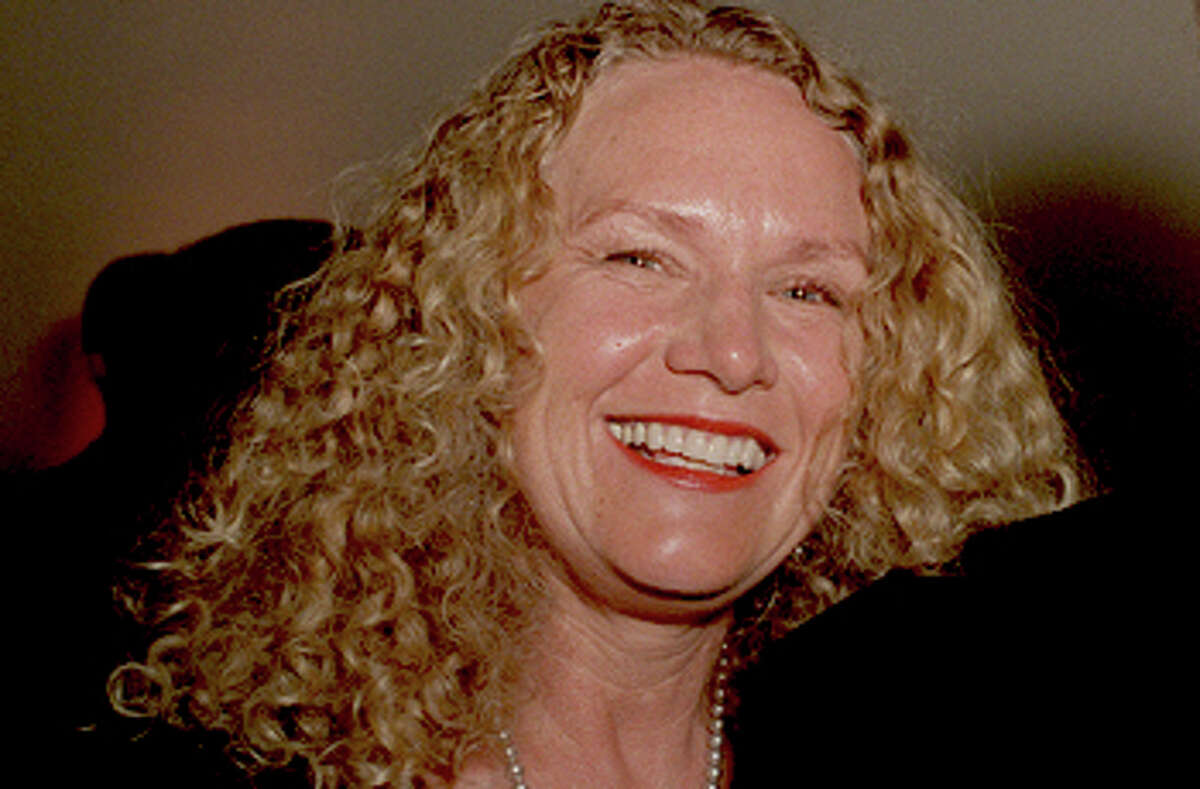 Christy Walton is worth an estimated $35.4 billion, according to Forbes.