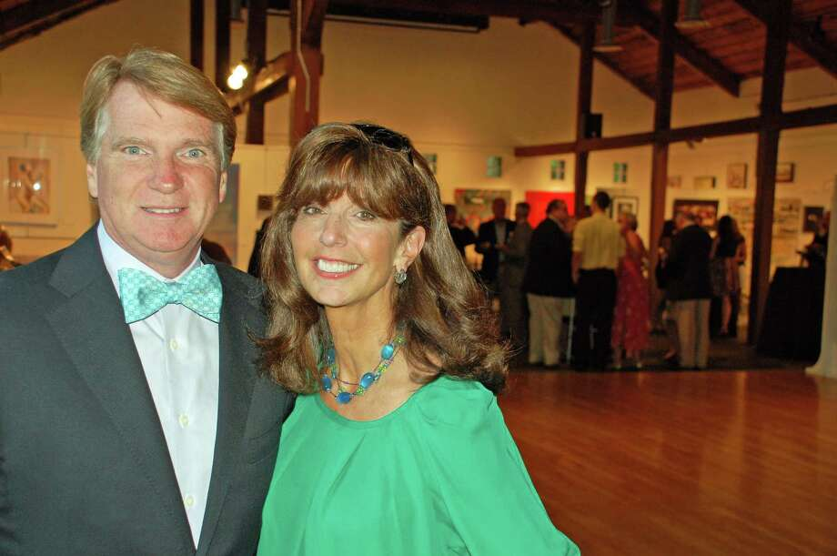 Bob and Susan Doran have been members of the New Canaan Dance Club for 20 years. The club began its 50th season on Saturday, Sept. 14, at the Carriage Barn Arts Center. Jarret Liotta/For the New Canaan News Photo: Contributed