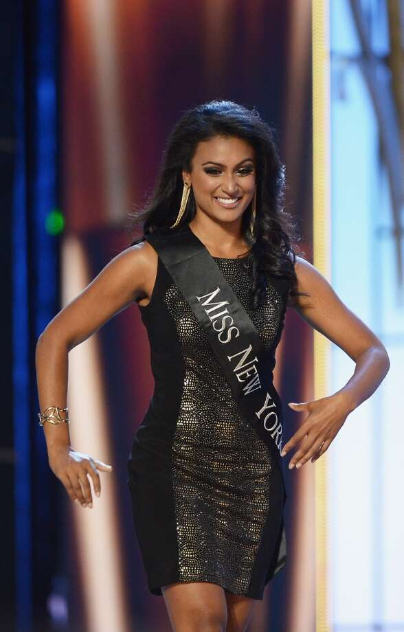 Miss America 2014 Nina Davuluri Photo: Michael Loccisano, Getty Images