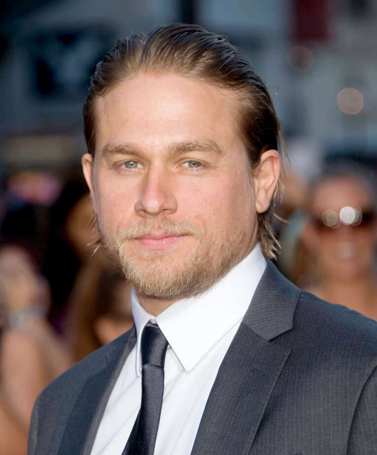 "Give three reasons Charlie Hunnam is the absolute worst choice to play the male lead in the ""50 Shades of Gray"" movie. Photo: Gregg DeGuire, WireImage"