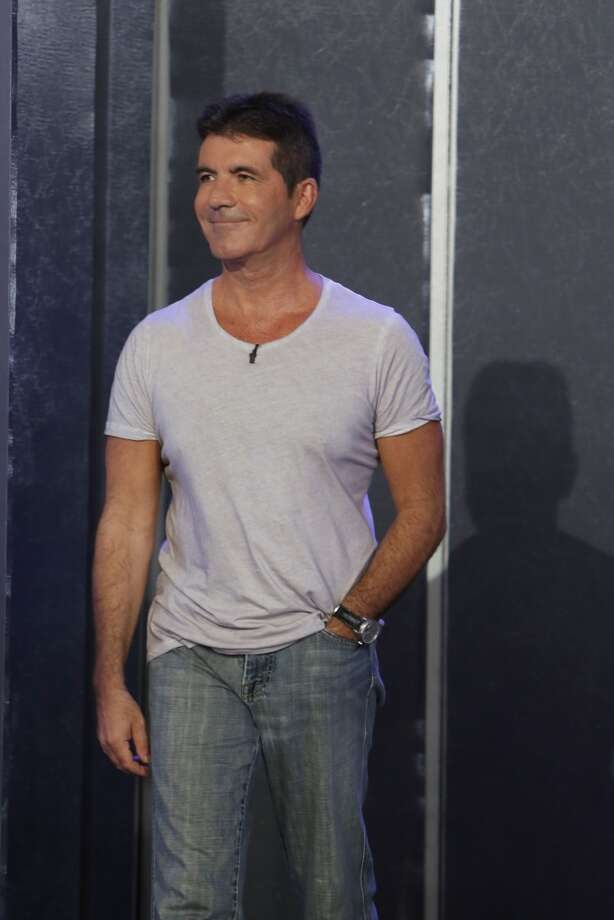 Should Simon Cowell be forced to change his baby's diapers? Photo: Randy Holmes, ABC Via Getty Images
