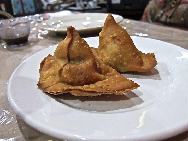 11. Himalaya  Cuisine: Indo-Pakistani  Dish: Samosas  Entree price range: $-$$  Where: 6652 SW F