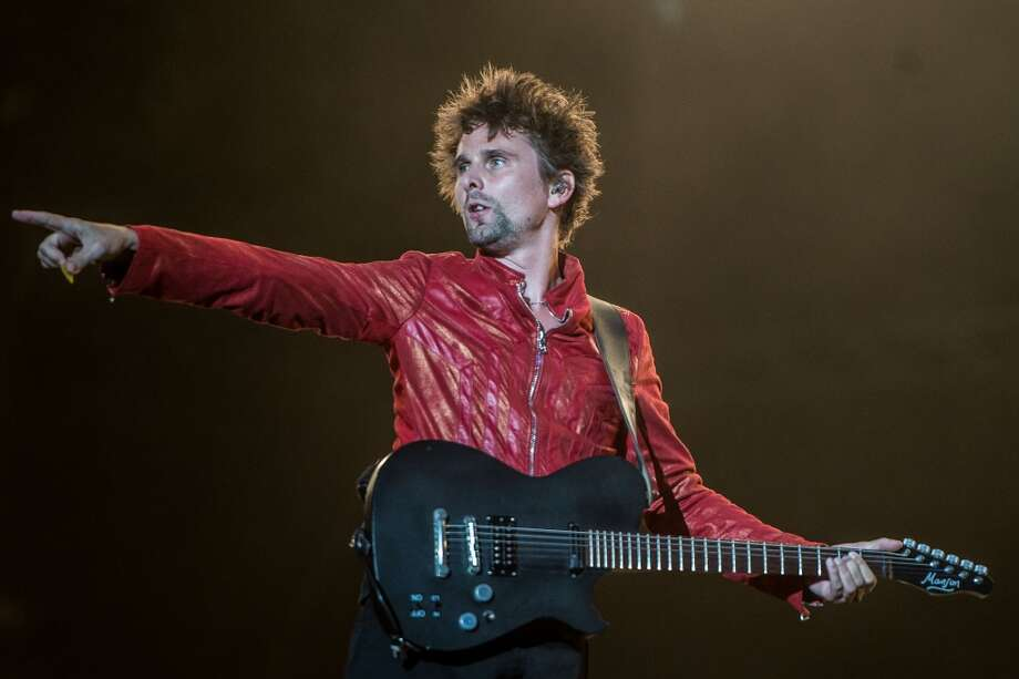 British rockers Muse return to Houston and the Toyota Center on Dec. 1.See which other concert acts will be coming to Houston soon ... Photo: Buda Mendes, Getty Images