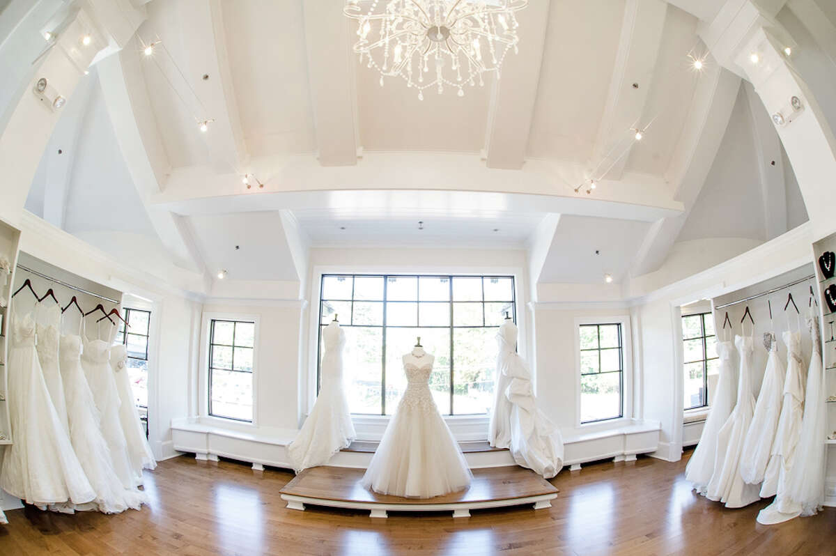 A Little Something White Bridal Couture, 1292 Post Road, Darien, is celebrating its first anniversary and offering a special promotion to honor the occasion.