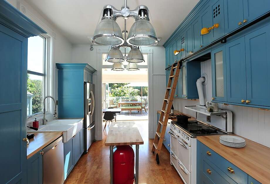 Makeovers for 3 city kitchens - SFGate