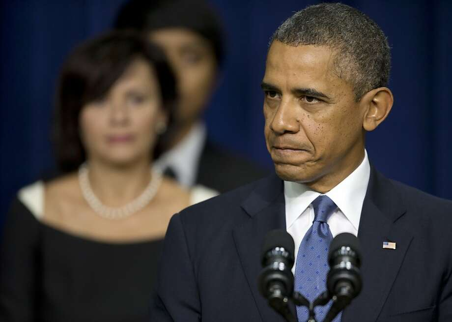 President Obama is facing a season with more potential conflicts with Congress with weak political capital. Photo: Carolyn Kaster, Associated Press