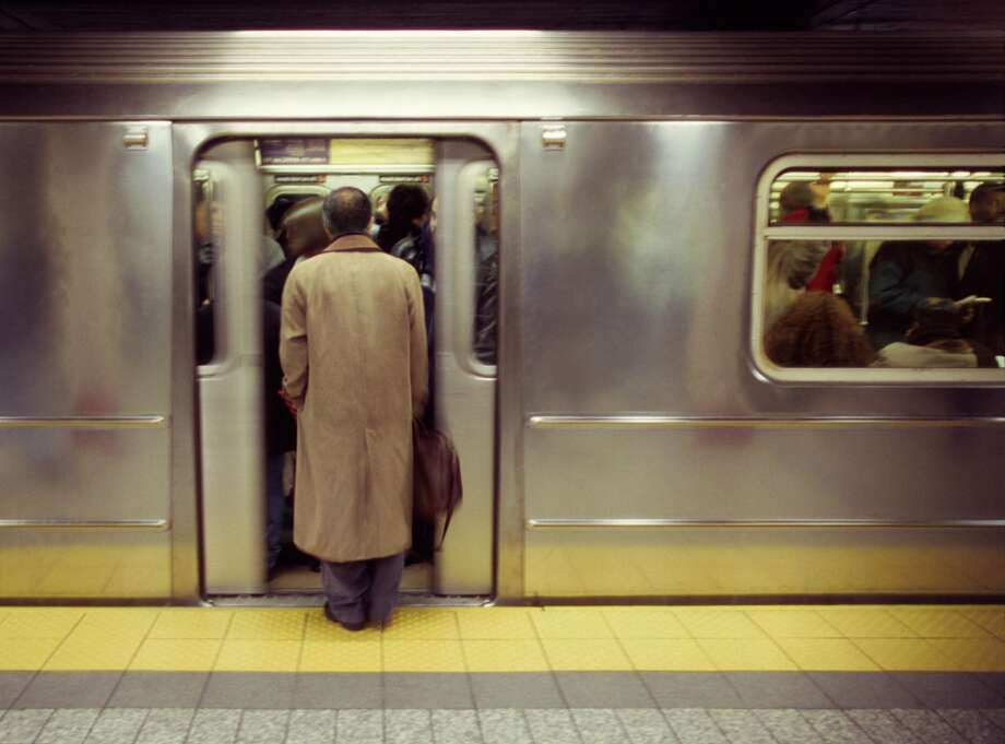 Once you get used to all of those confusing controls, working as a subway or streetcar operator can earn you an average of $56,880 a year, according to 2012 data.Source: Bureau of Labor Statistics Photo: Getty Images
