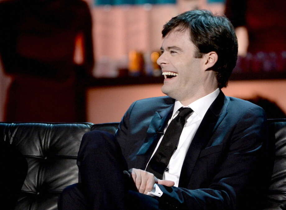 LEFT THE CAST: Actor Bill Hader leaves 'SNL' after eight seasons as a cast member.  (Photo by Kevin Winter/Getty Images for Comedy Central) Photo: Kevin Winter, Getty Images For Comedy Central / 2013 Getty Images