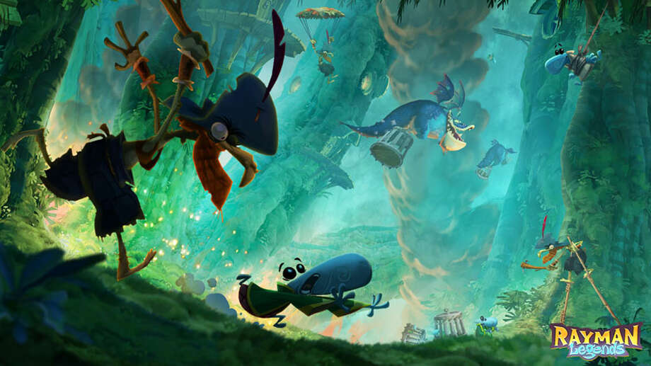 No. 10: Rayman Legends UbiSoft Wii U Platformer Weekly units sold: 20,669 Total units sold: 20,669 Weeks available: 1 Photo: UbiSoft