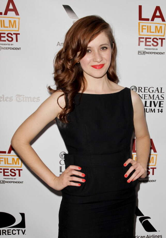 NEW IN FALL 2013: Noel Wells Photo: Tibrina Hobson, FilmMagic / 2013 Tibrina Hobson