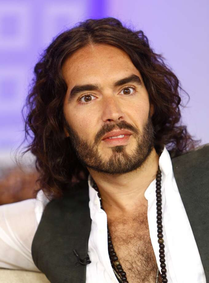 Russell Brand was reportedly the victim of a snowboarding accident in Switzerland, but that's what all the celebrities fake die of nowadays.  Photo: NBC NewsWire, NBCU Photo Bank Via Getty Images