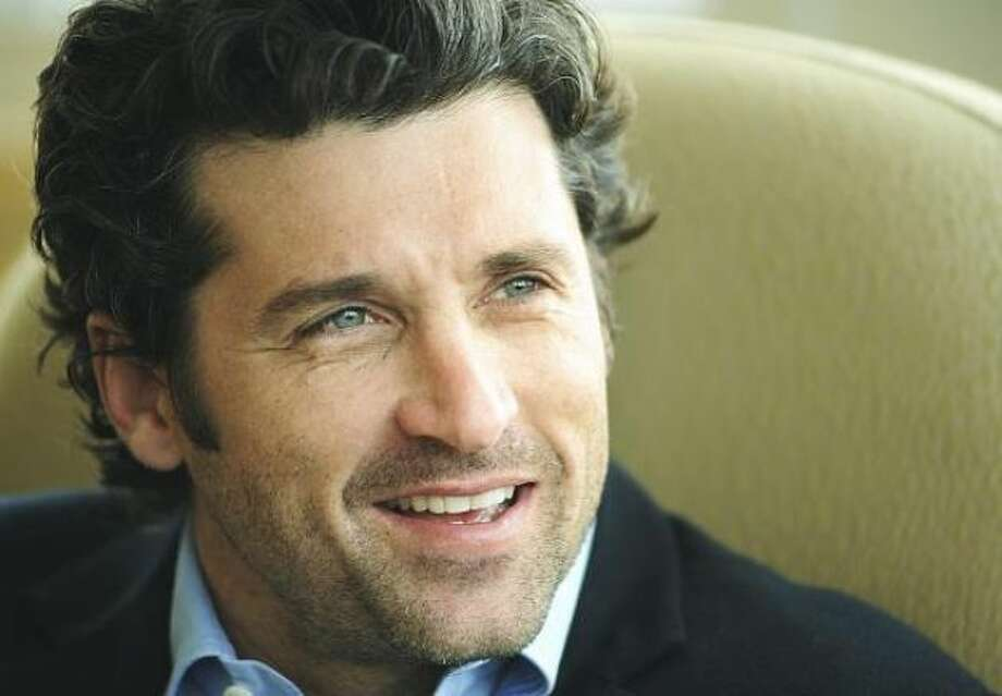 "Patrick Dempsey tweeted that he was ""back from the dead"" after #RIPPatrickDempsey become a trending topic. Photo: AP"
