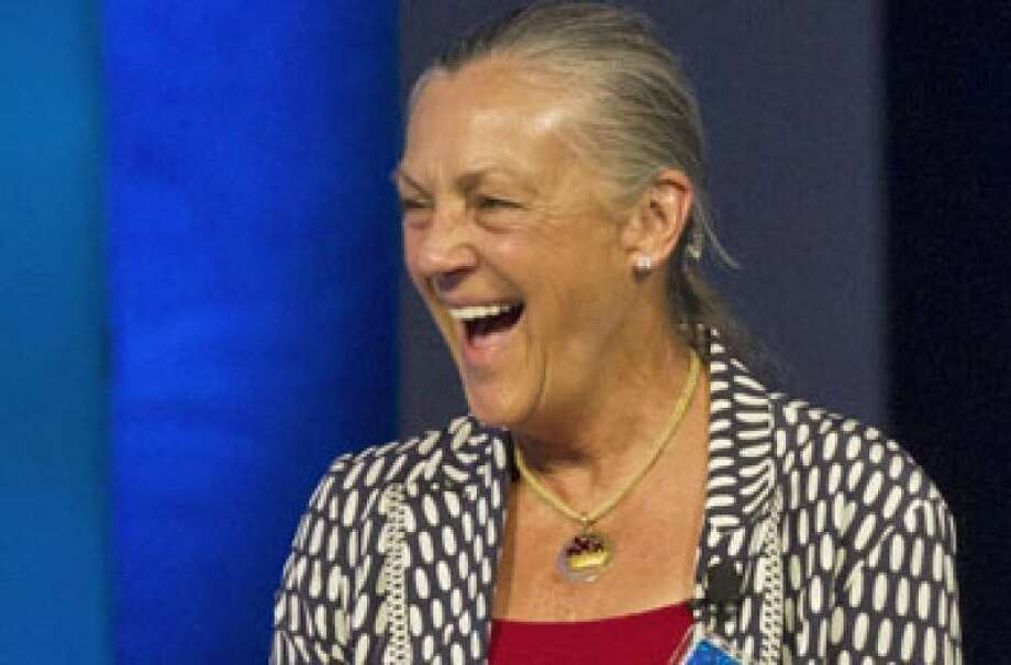 No.8 Alice Walton  Alice Walton is worth an estimated $33.5 billion, according to Forbes. Photo: BETH HALL, BLOOMBERG