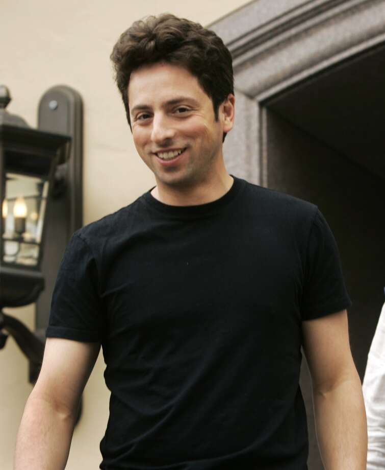 No.14 Sergey Brin  Brin is worth an estimated $24.4 billion, according to Forbes. Photo: Douglas C. Pizac, ASSOCIATED PRESS