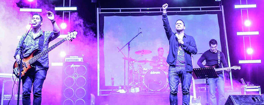 Latin American group Miel San Marcos headlines Fiesta Latina at Bridgeport's Webster Bank Arena on Saturday, Sept. 28. Photo: Contributed Photo