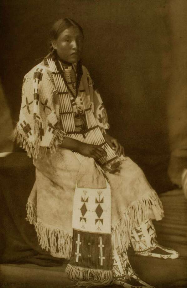 """See works of Native American art and images of the women who made them in """"By Her Hand: Art of Native American Women & the Photographs of Edward S. Curtis,"""" on view at Stamford Museum & Nature Center through Dec. 1. Photo: Contributed Photo / Connecticut Post Contributed"""