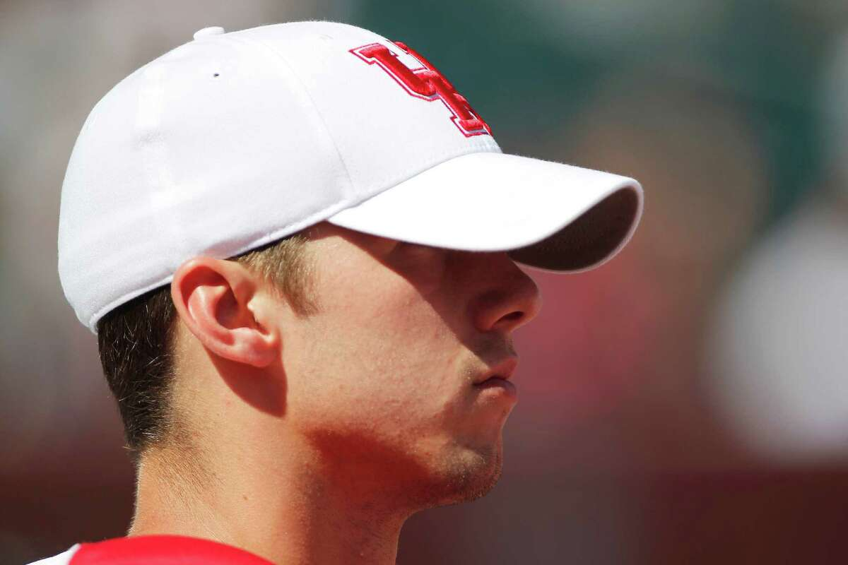 Due to head injuries, David Piland will end his playing career. ( Johnny Hanson / Houston Chronicle )