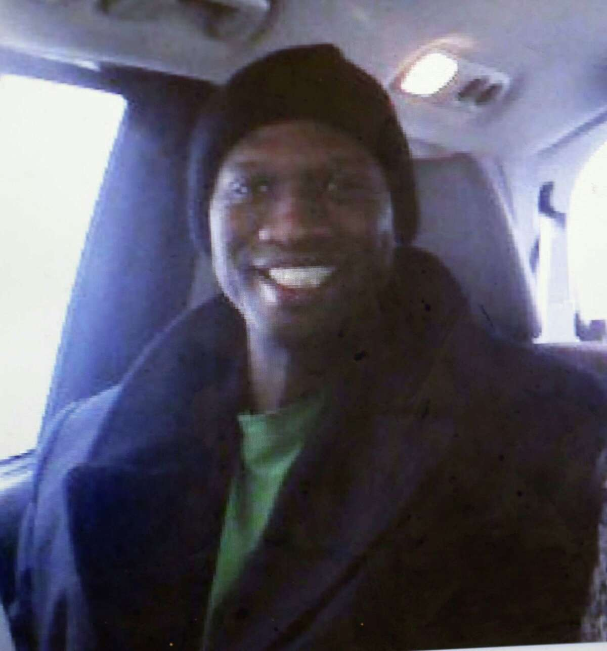 An undated cellphone photo provided by Kristi Suthamtewakul shows Aaron Alexis when he lived in Fort Worth.