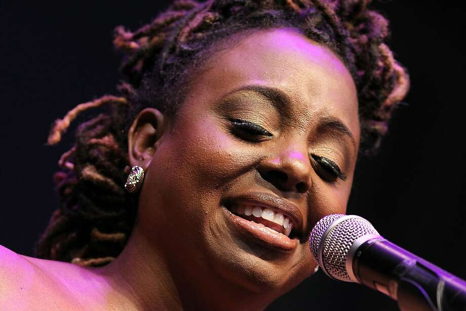 WASHINGTON, DC - SEPTEMBER 16:  Ledisi performs at the 2013 Thelonious Monk International Jazz Saxophone Competition at The John F. Kennedy Center for Performing Arts on September 16, 2013 in Washington, DC.  (Photo by Paul Morigi/Getty Images for Thelonious Monk Institute of Jazz) Photo: Paul Morigi, Getty Images For Thelonious Monk