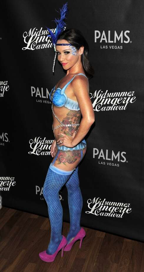 Tattoos Photo: Steven Lawton, FilmMagic